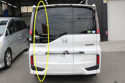 『新車の様に戻った!』とお客様大満足。車の傷・ヘコミを再生修理