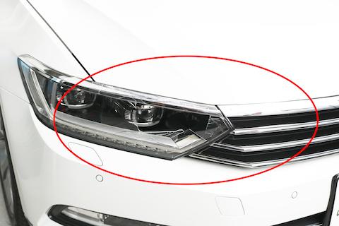 事故で大きな損傷の車も、最大限再生させてコストダウン!