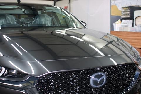 デントスマイルは、マツダの新車販売しております!