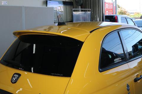 1日でカラーチェンジでドレスアップ!愛車が簡単に生まれ変わります!