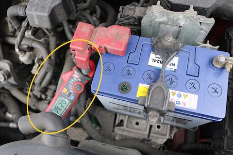 バッテリー上がりはバッテリー以外の点検も必要です!