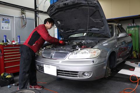 車には定期的に交換が必要な部品が多数あります!