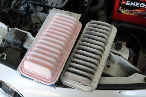 点検で見つかる重症になる前の修理で車の安全対策!