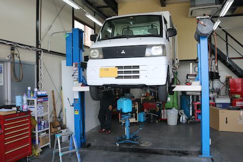 ガソリン車に軽油を入れ間違いの処理方法