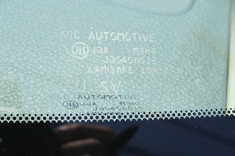 フロントガラスの社外品の種類、輸入だけでなく日本製もあります!