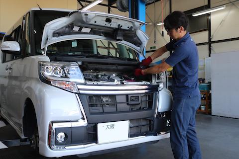 車検整備は、安全確保と故障予防!