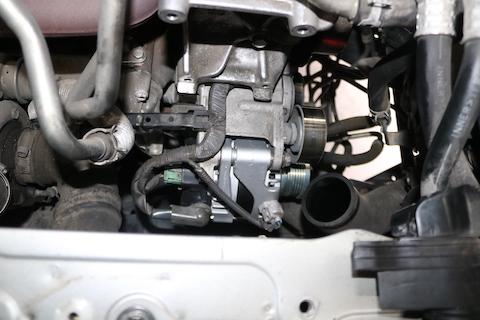 エンジンがかからない対処方法2