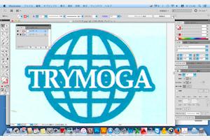 イラストレーターでロゴのデザイン