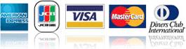 デントリペア及びガラスリペアの施工料金は、クレジットカードの利用が可能です。